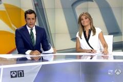 Antena 3 Noticias Broadcast Set Design Gallery