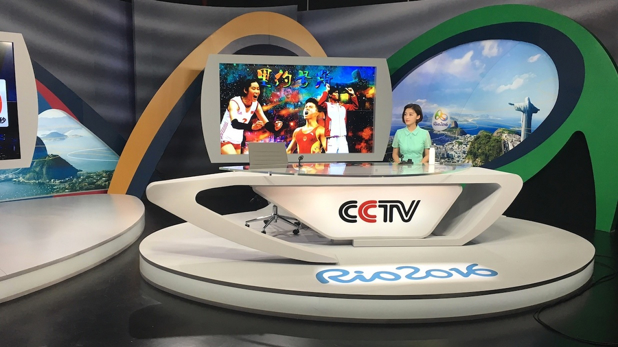 Image Result For Cctv Olympics