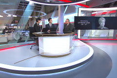 Channel NewsAsia Broadcast Set Design Gallery