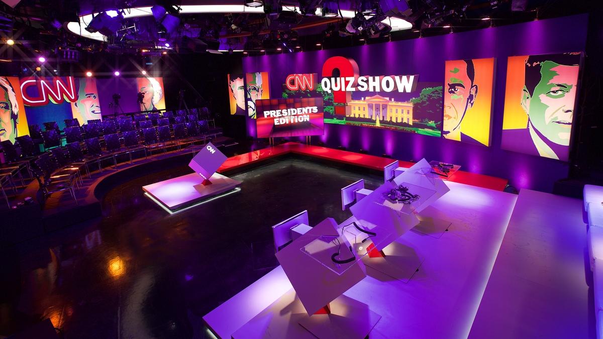 Cnn quiz show broadcast set design gallery