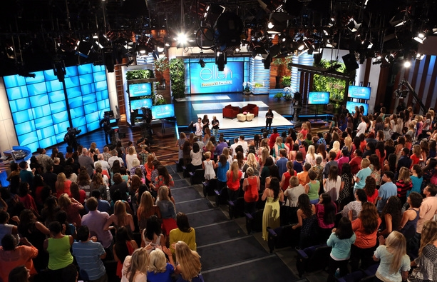The Ellen DeGeneres Show Broadcast Set Design Gallery