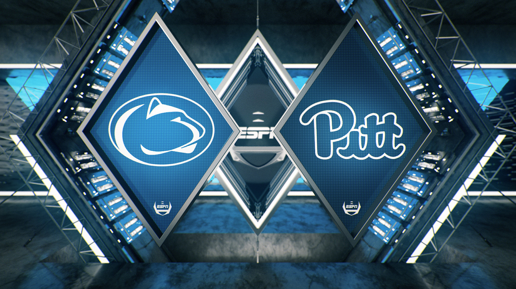 ESPN College Football Motion Graphics and Broadcast Design ...