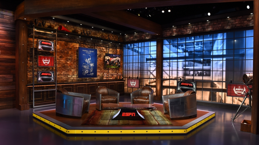 Espn Studio G Set Design Gallery