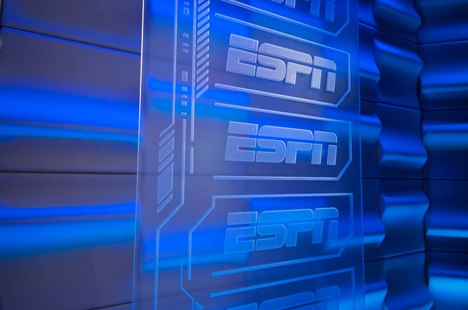 Espn Studio F Set Design Gallery