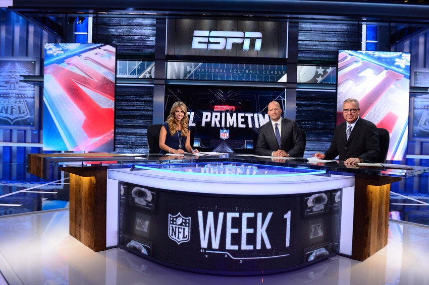 Espn Studio W Set Design Gallery