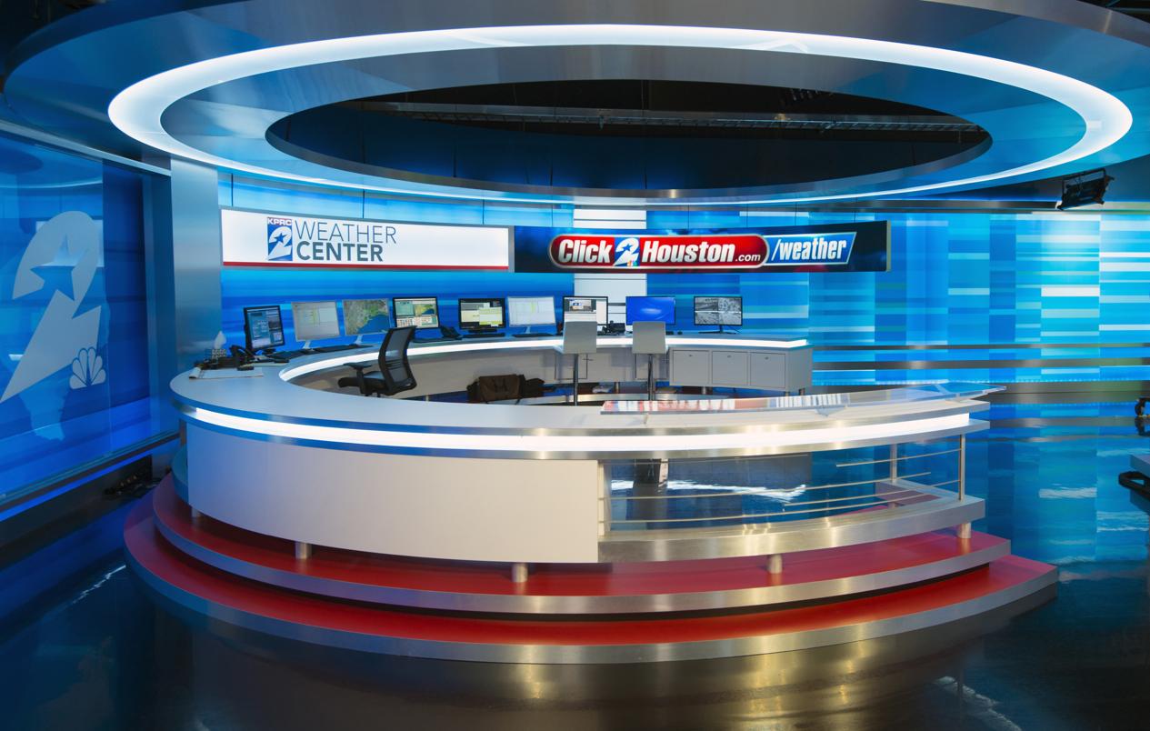 KPRC - NBC 2 Houston - Photos by Dak Dillon / NewscastStudio