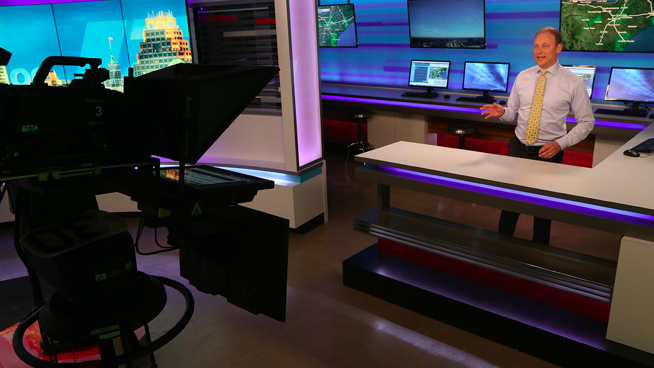 Ksat Tv Set Design Gallery