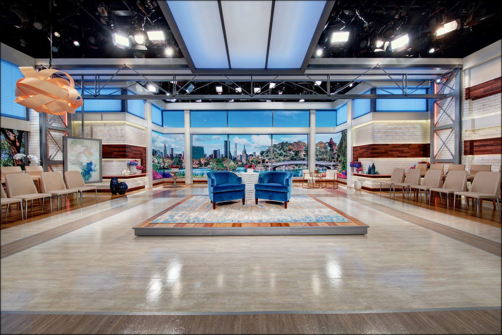 Megyn Kelly Today Studio 6a Set Design Gallery