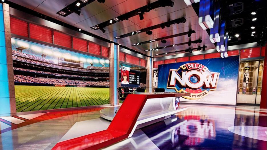 Mlb Network Studio 21 Broadcast Set Design Gallery
