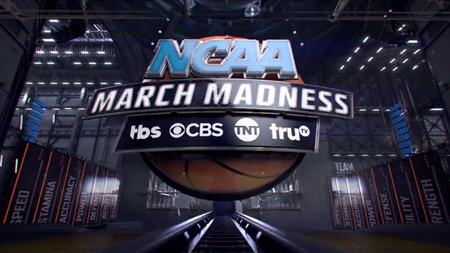 Ncaa March Madness Motion Graphics And Broadcast Design
