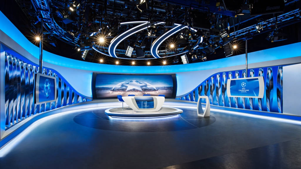 Orf Sports Set Design Gallery