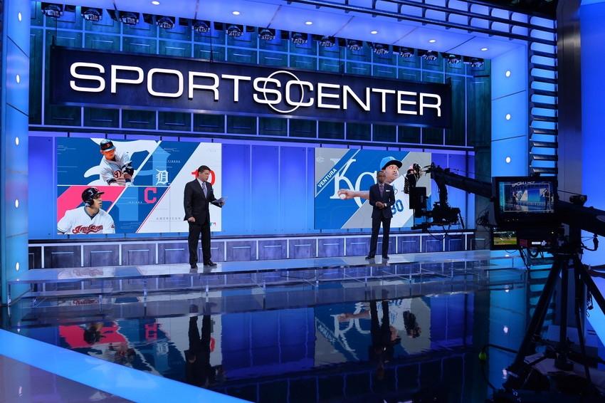 Sportscenter Set Design Gallery