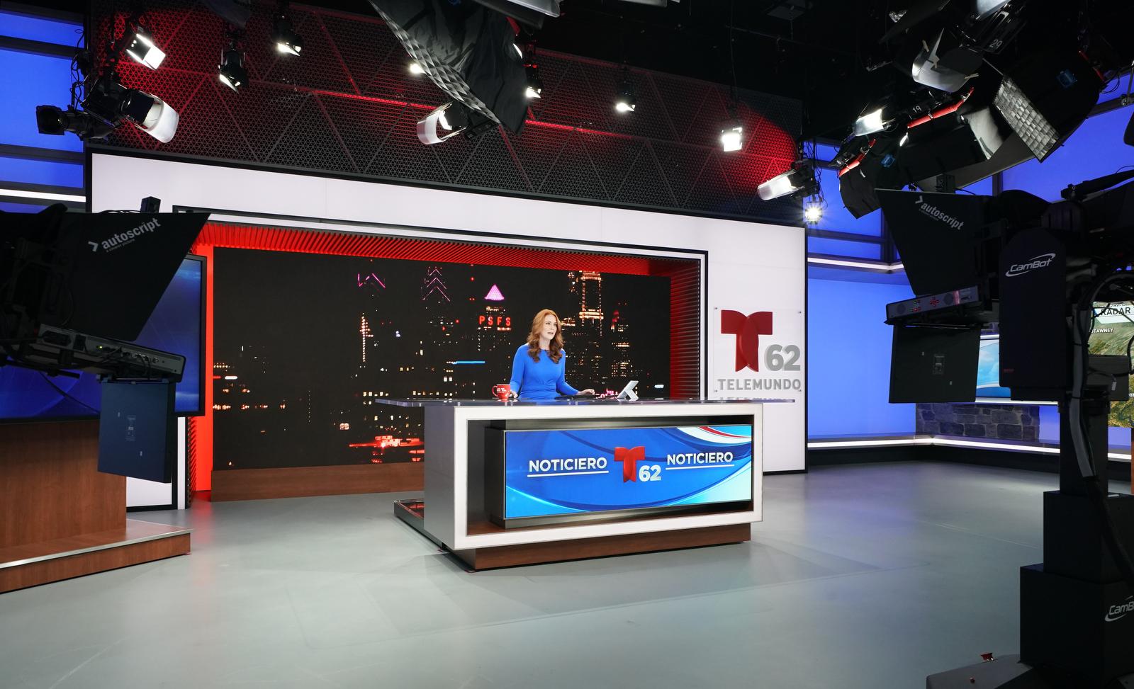NBC10 Philadelphia News Broadcast