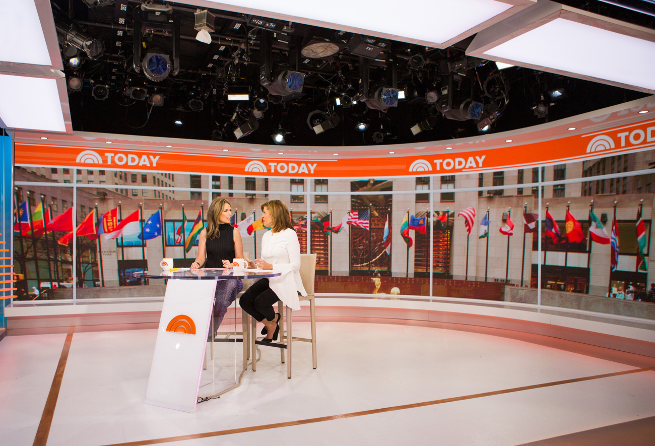 Nbc S Today Show Studio 1a Gallery