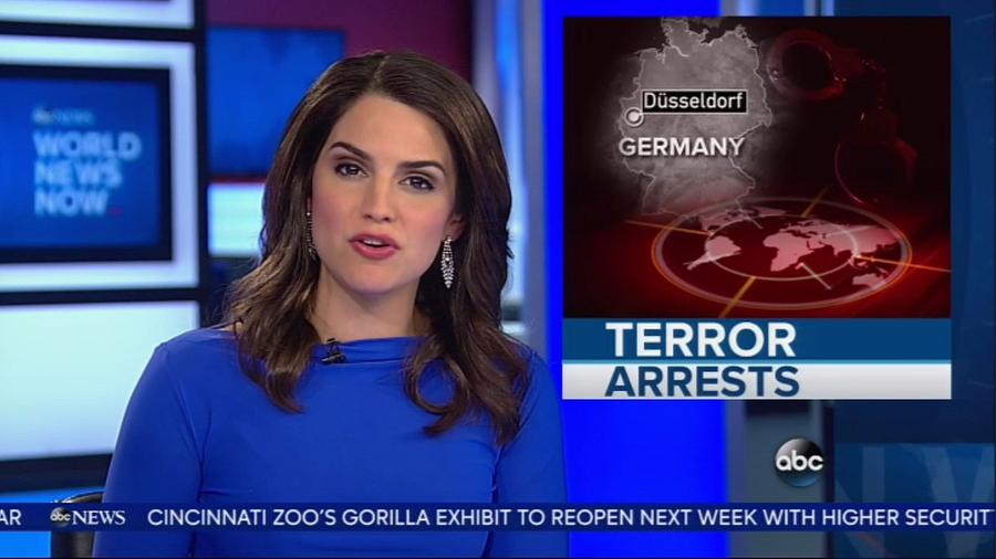 World News Now Motion Graphics Gallery