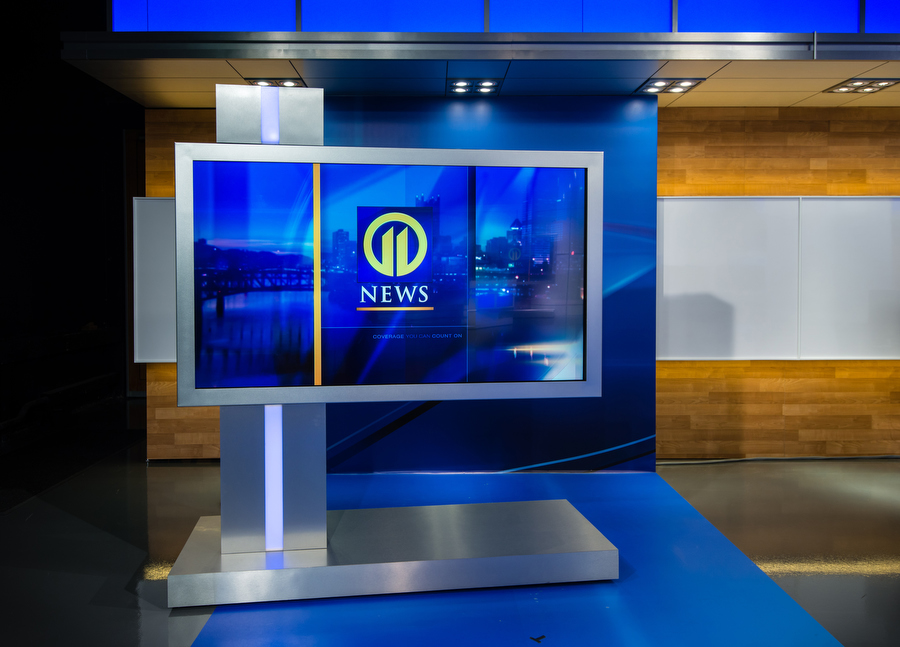 Studio of WPXI - Cox Media Group - By Clickspring Design