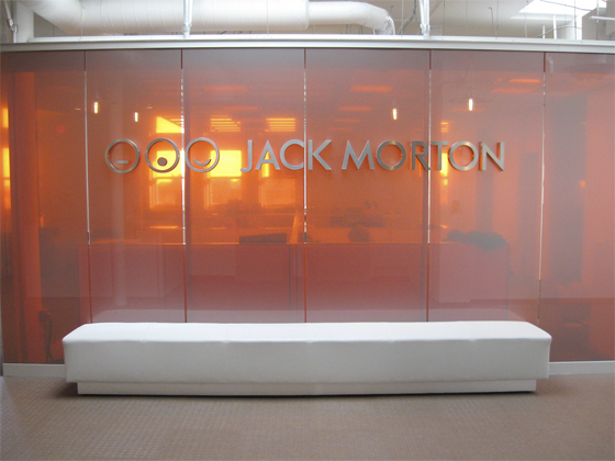 Jack Morton's office