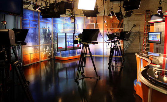 WANE-TV Studio 15