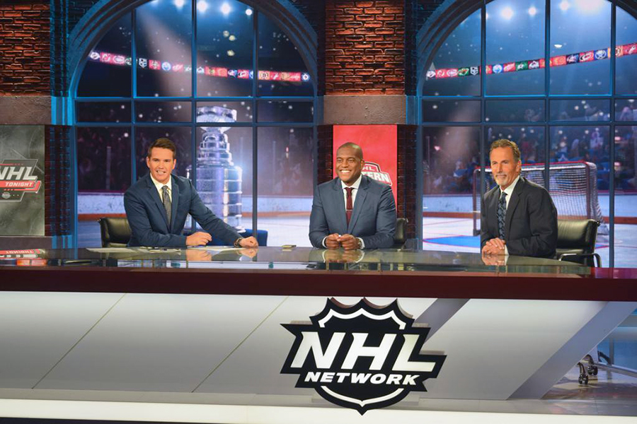 NHL Network using Studio 21