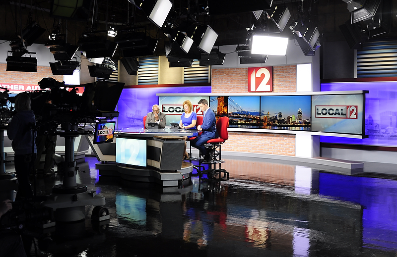 cincinnati cbs mixes technology with local flair in new design