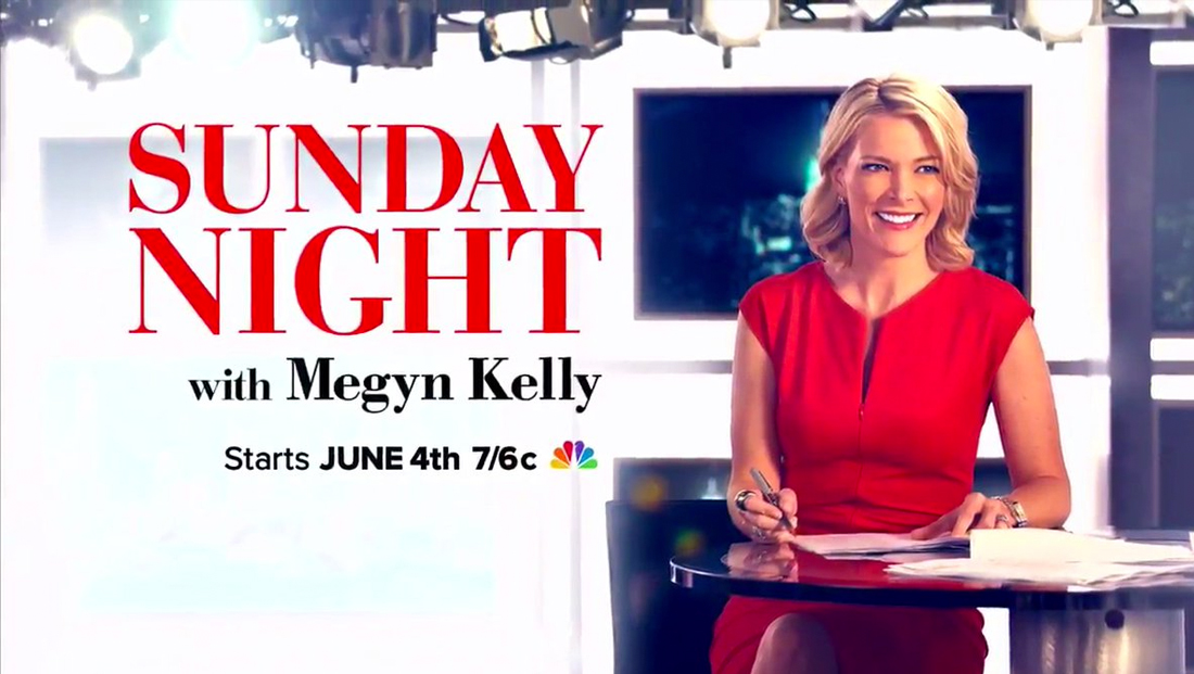 NBC News Unveils First Promo for 'Sunday Night With Megyn Kelly'