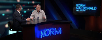 """""""Norm MacDonald Has A Show"""" production design"""