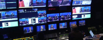 The Alec Baldwin Show control room