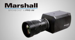 Marshall broadcast camera solutions