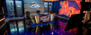 Denver Broncos TV Studio