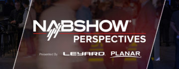 NAB Show Trend and News 2019