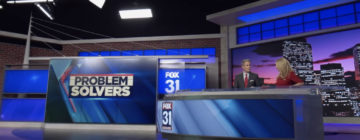 KDVR Denver new set studio