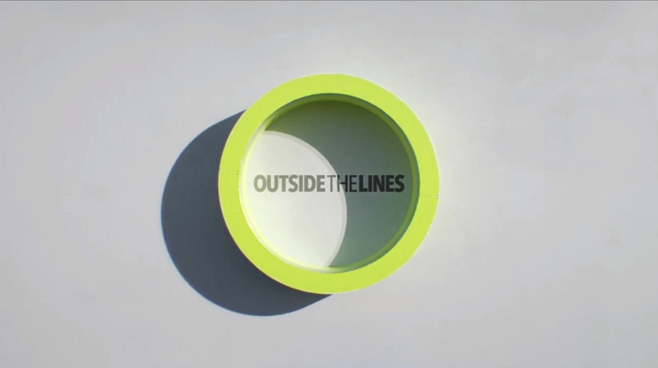 Outside the Lines on ESPN logo