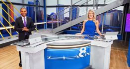 WFLA News Channel 8 Studio