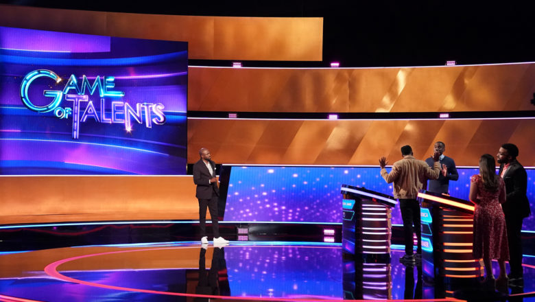 Game of Talents on Fox game show
